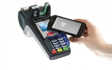 Kontaklos bezahlen mit dem iPP H-Touch 480