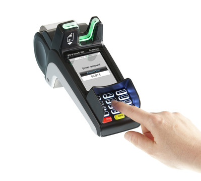 Stationäre Terminal iPP H-Touch 480