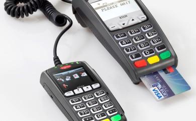 ICT 220 mit dem Extra PIN-Pad IPP350